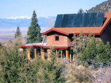 SunEarth II - zero-energy solar home